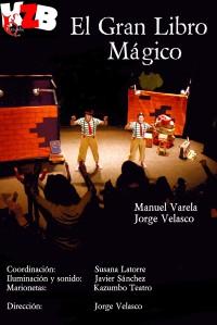 libro magico cartel