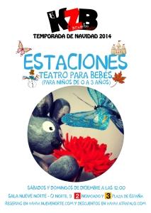 teatro para bebés, Kazumbo, Kazumbo teatro, teatro, Madrid, niños