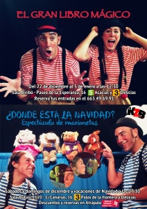 teatro para niños, madrid, niños, teatro, navidad, kazumbo, kazumbo teatro, entradas teatro