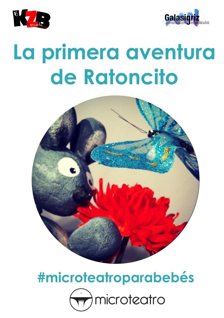 La primera aventura de Ratoncito