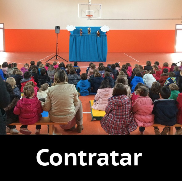 Compañía teatro Madrid niños